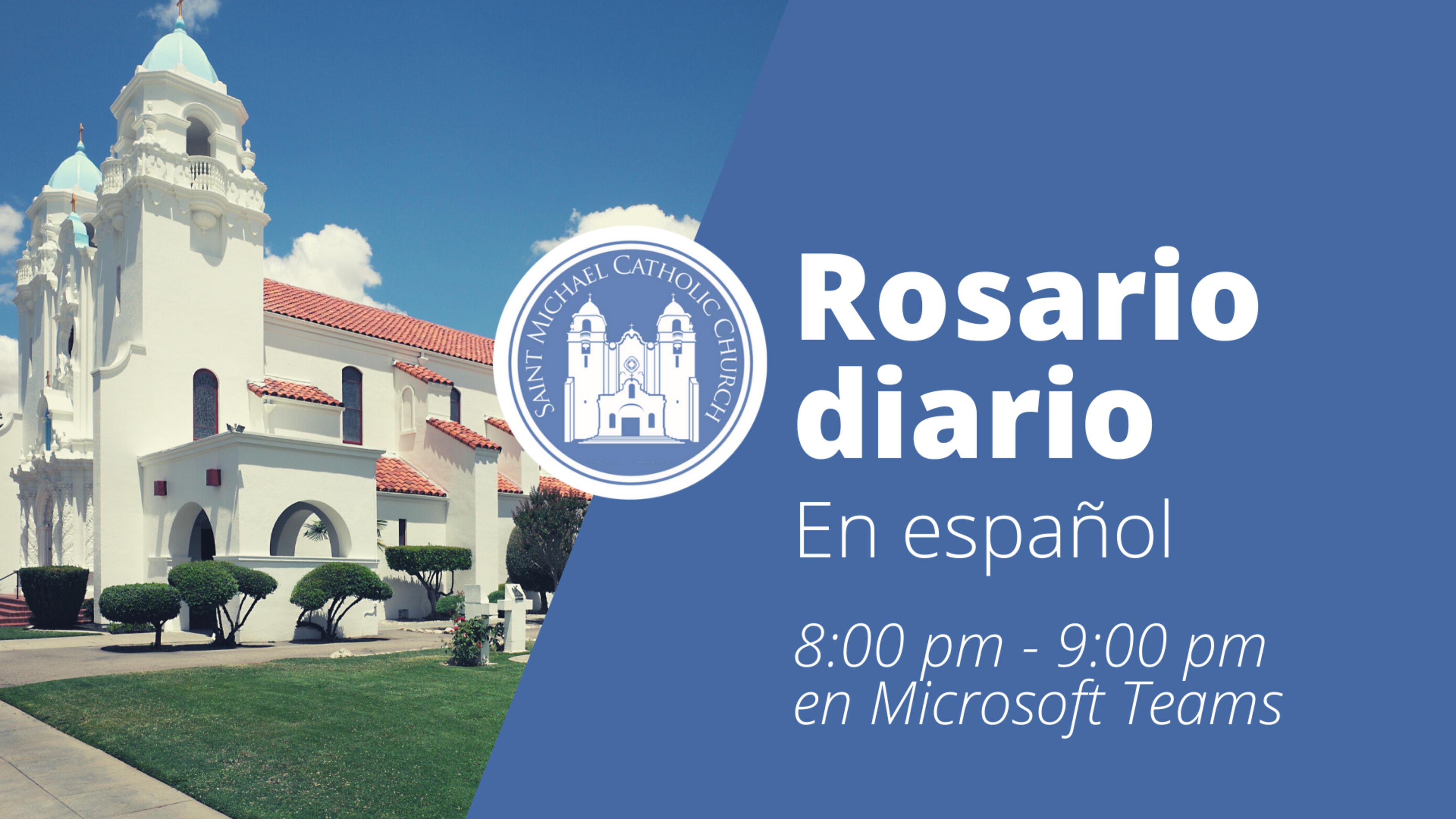 Daily Rosary - Espanol