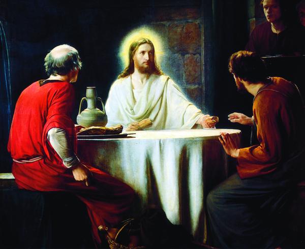 Jesus Emmaus