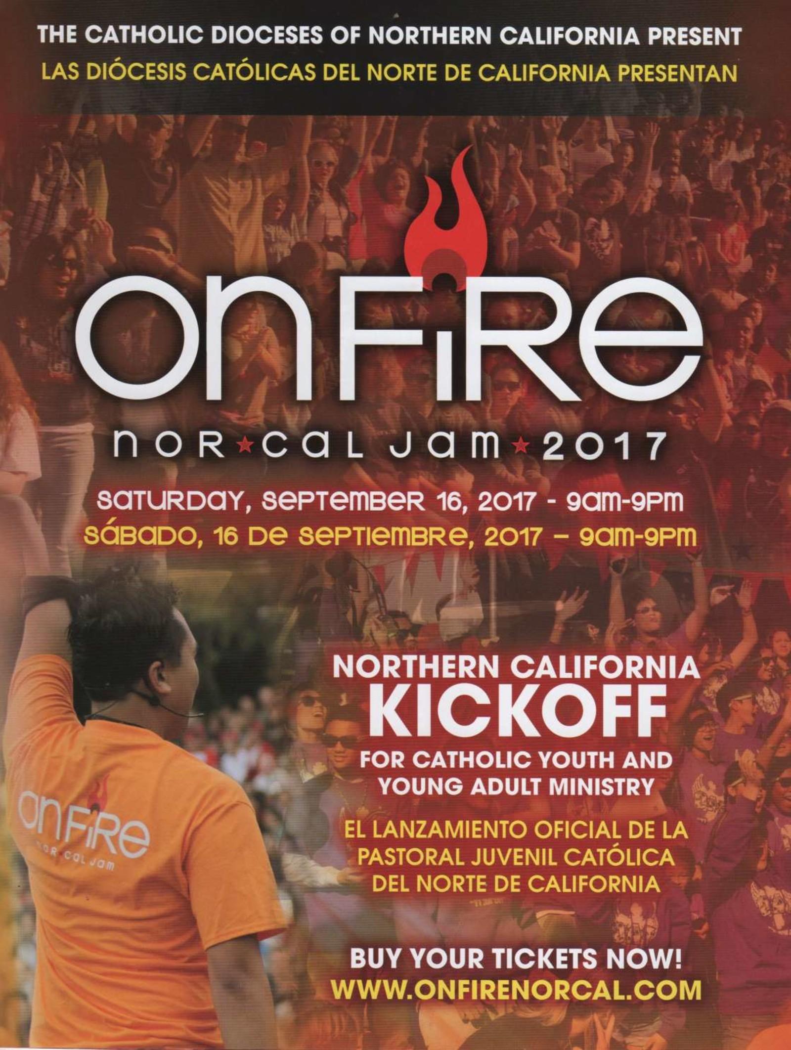Onfire 2017