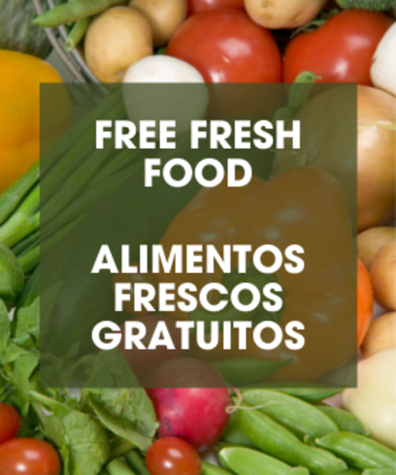 Free Fresh Food
