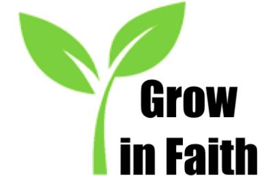 Grow In Faith Logo