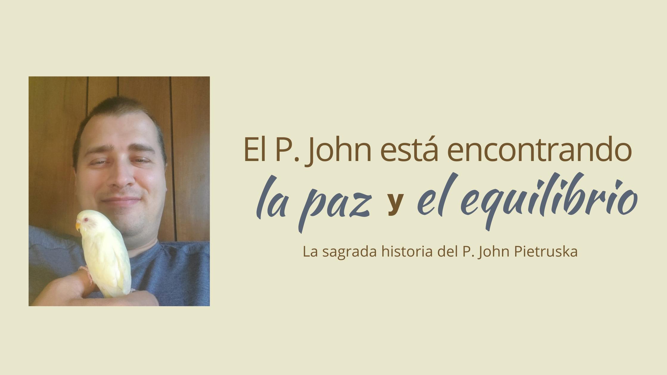 el P John esta encontrado