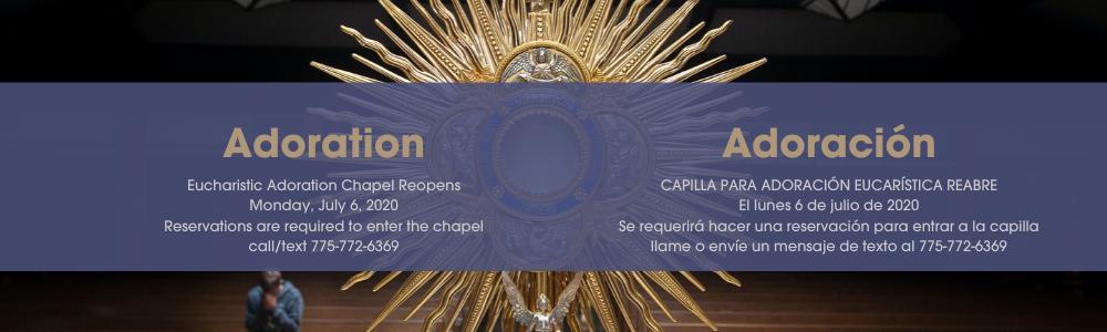 Adoration July 6