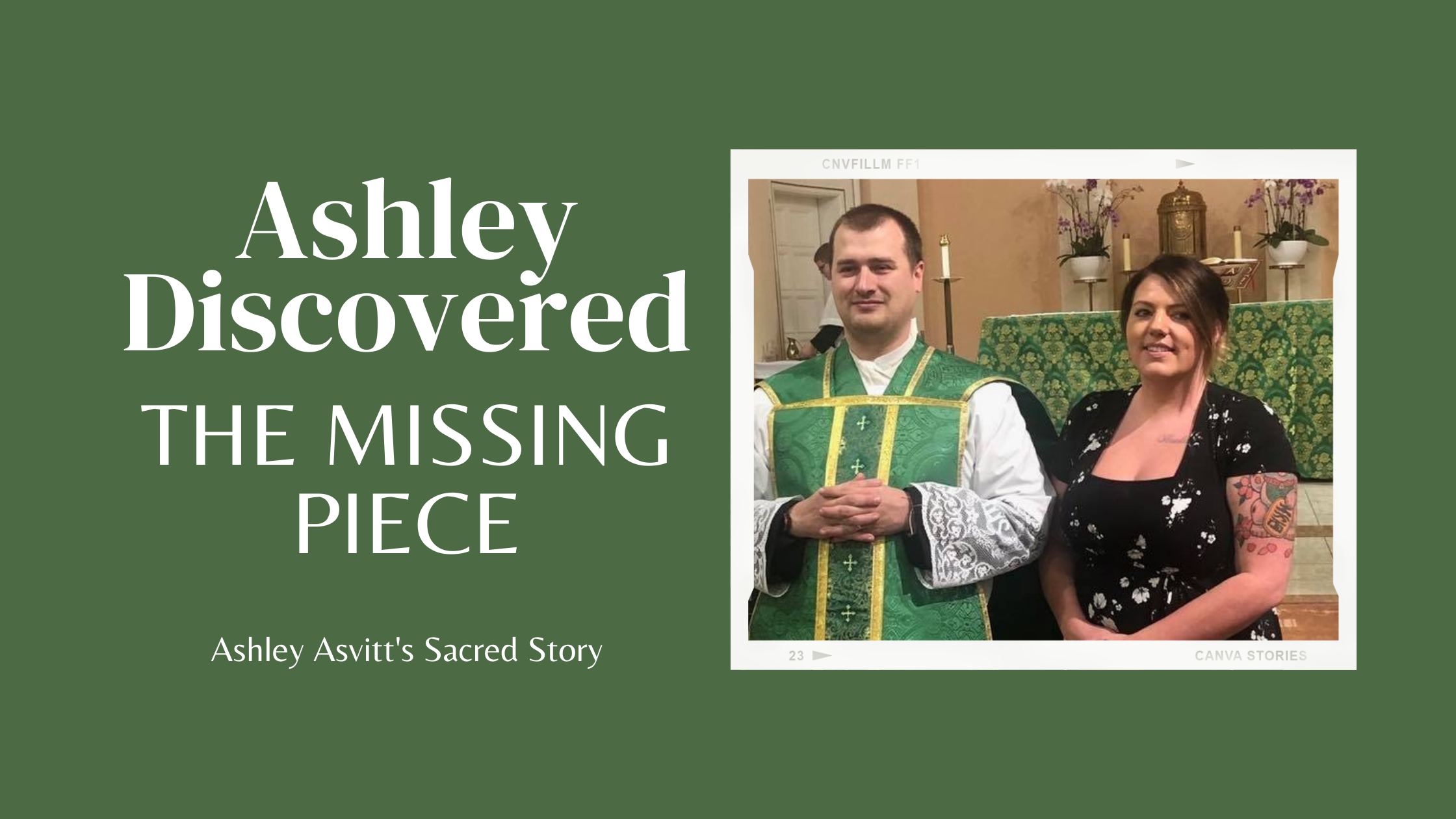Ashley Discovered Blog English
