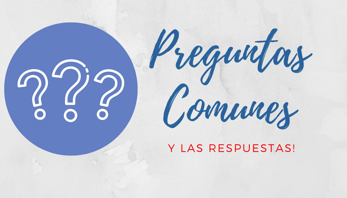 Better Common Questions Spanish