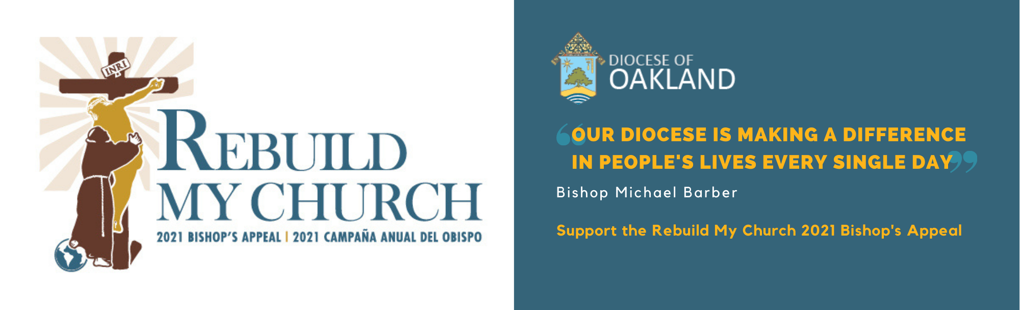 Bishops Appeal Home Page
