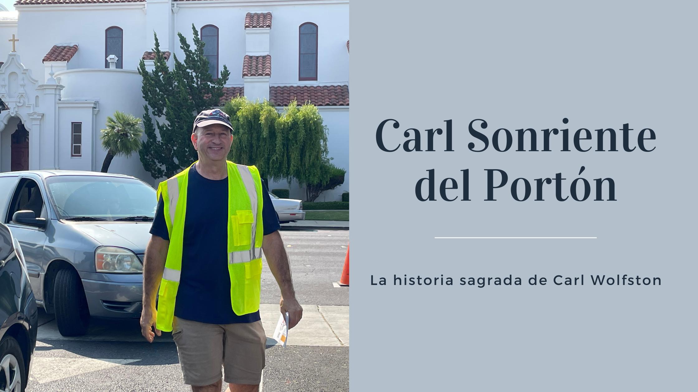 Carl Sonriente Del Porton