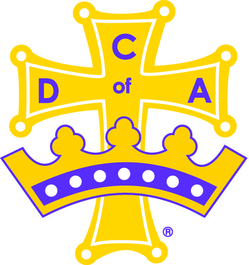 Cda Cross Crown Color Large