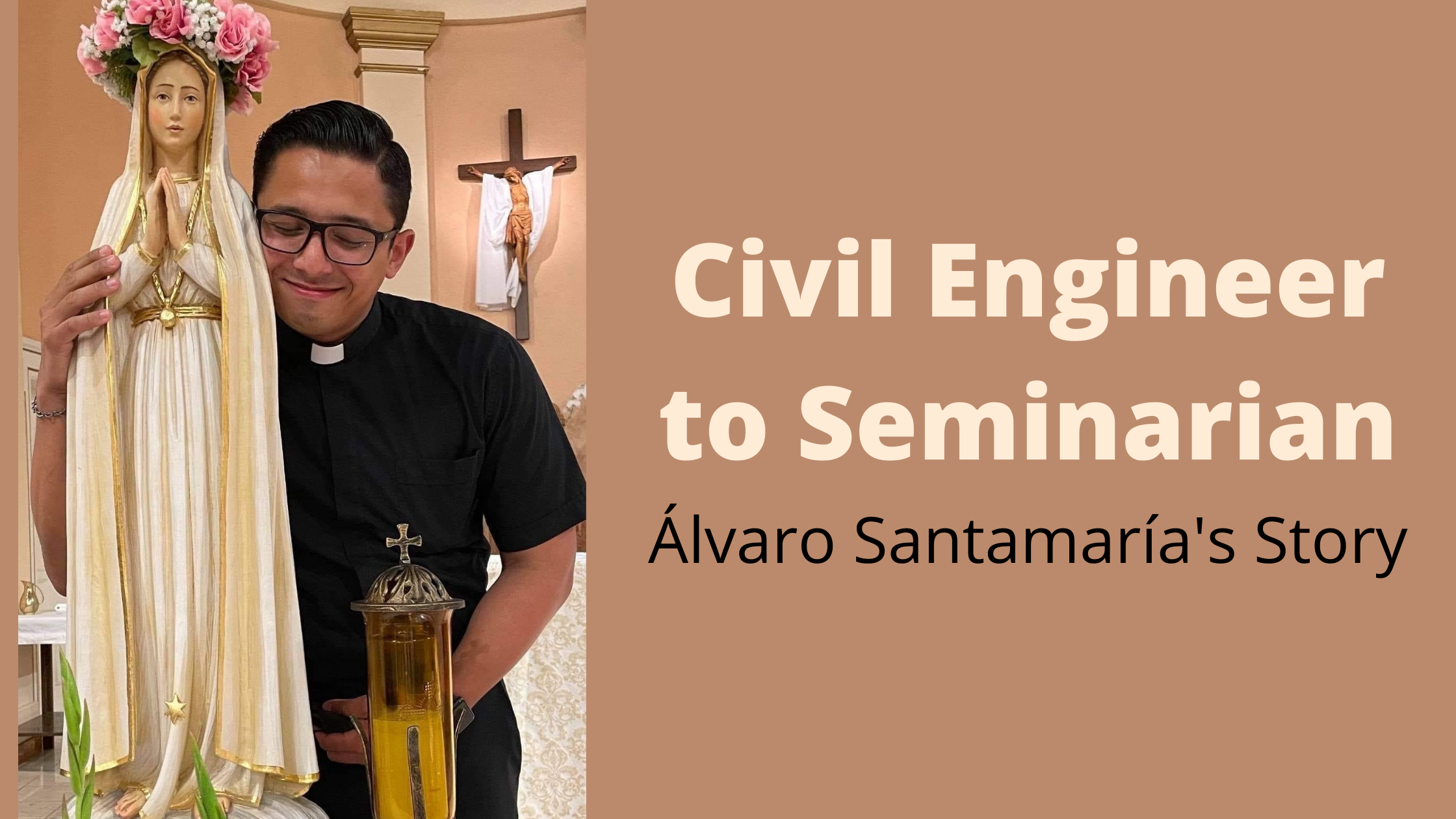 Civil Engineer To Seminarian English   Blog