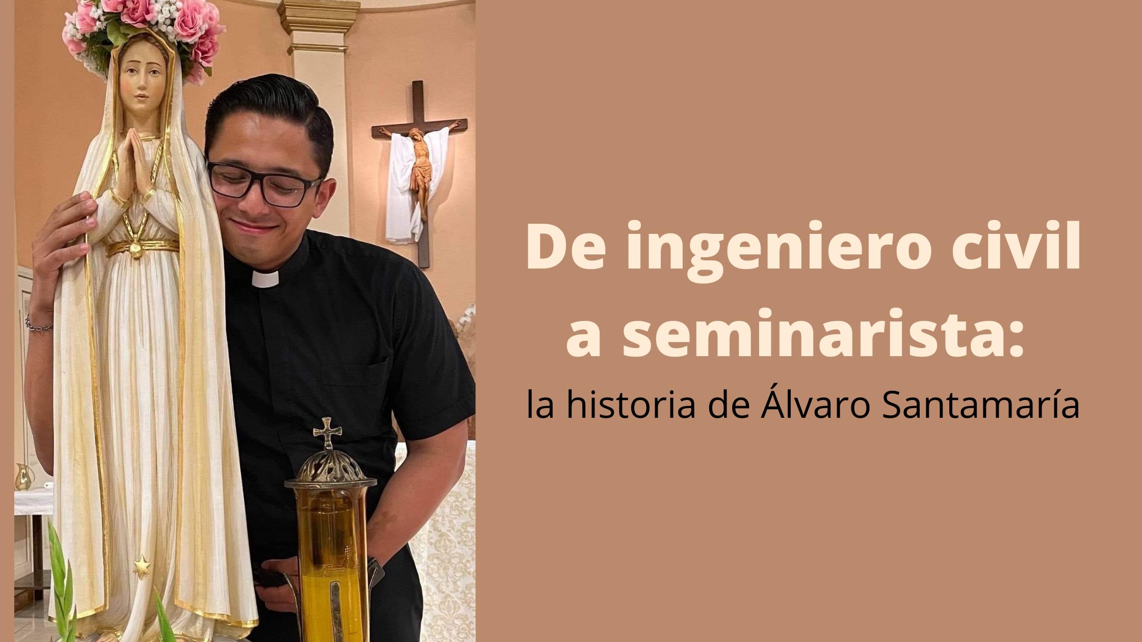 Civil Engineer To Seminarian Espanol   Blog