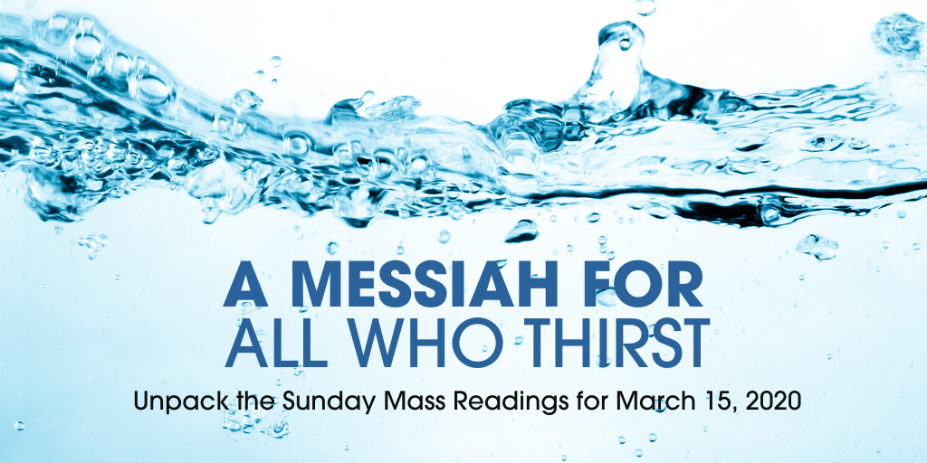 Copy Of All Who Thirst