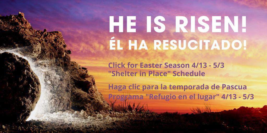 Easter Season 2020