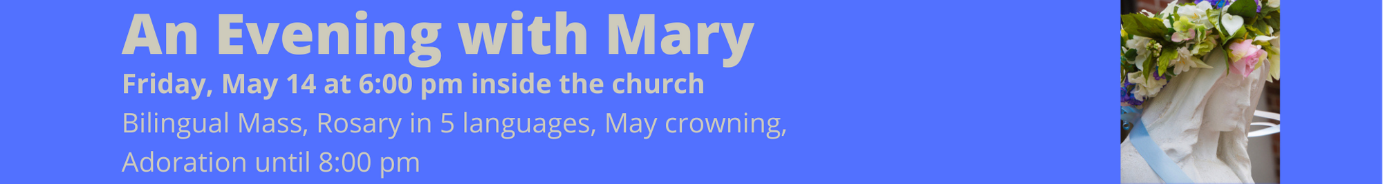 Evening With Mary Web English