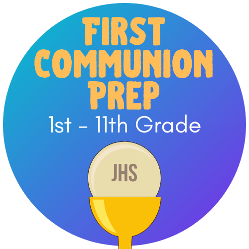 First Communion Prep