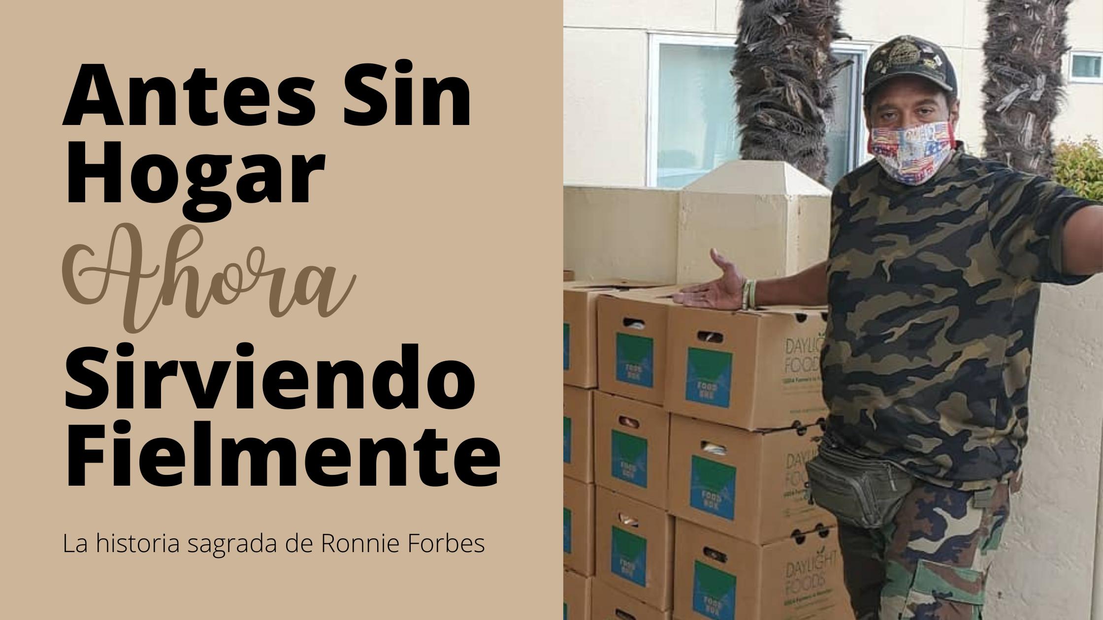 Formerly Homeless Spanish