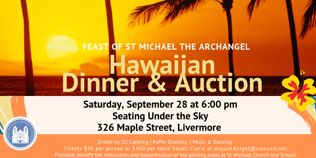 Hawaiian Dinner Auction   Twitter