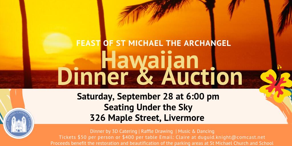 Hawaiian Dinner Auction   Twitter