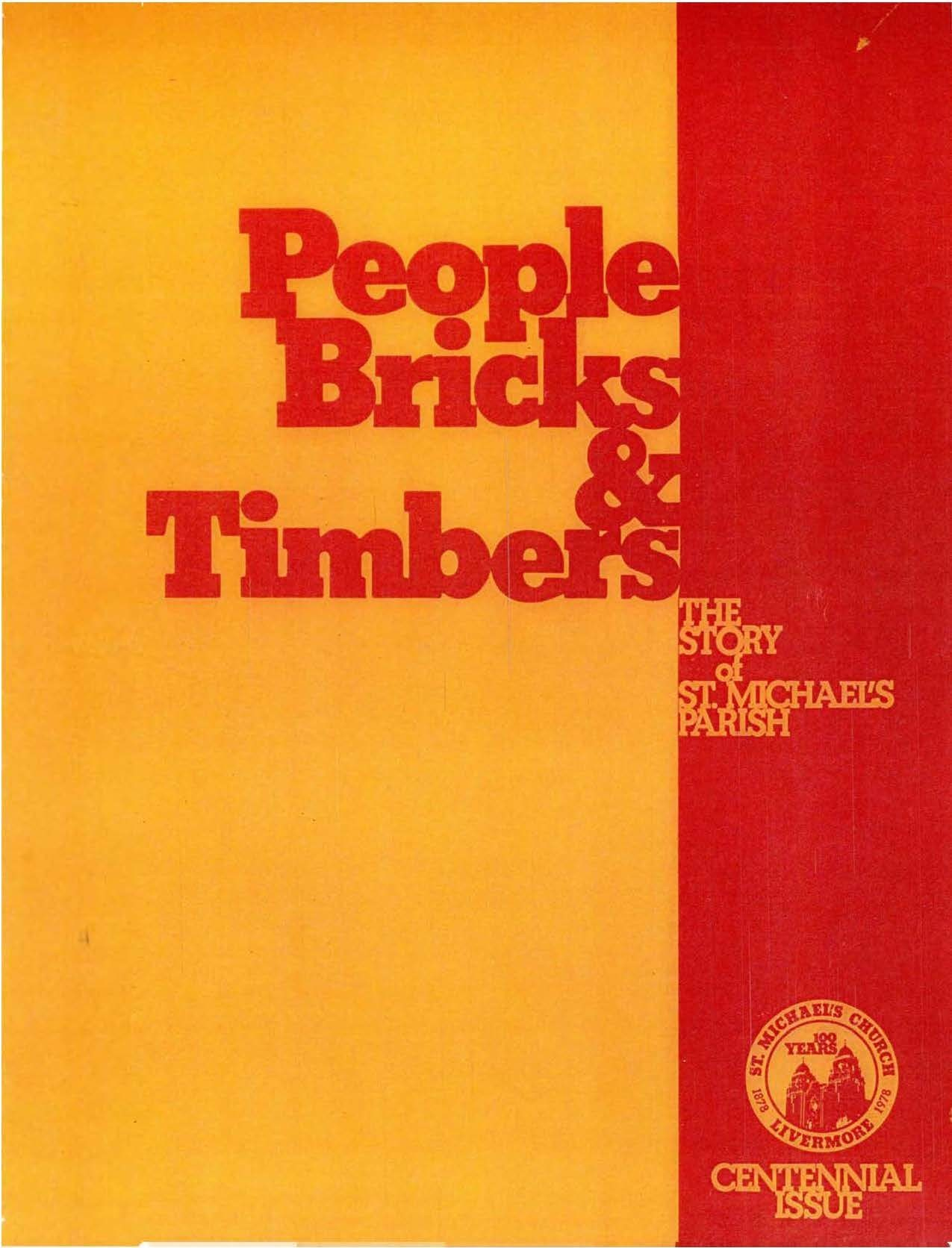 People Bricks And Timbers