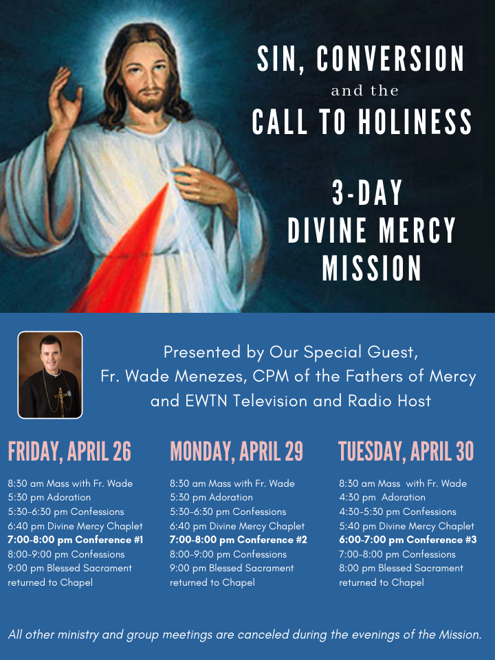 Revised Bulletin   Divine Mercy Mission