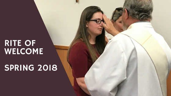 Rite Of Welcome 2018