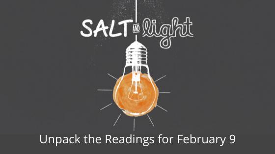 Salt And Light   Blog