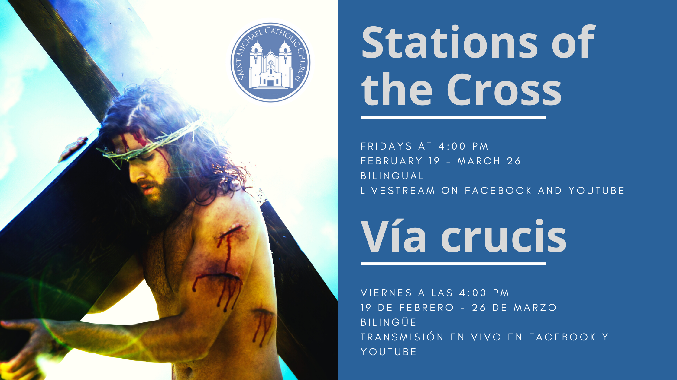 Stations Of The Cross Livestream 2021