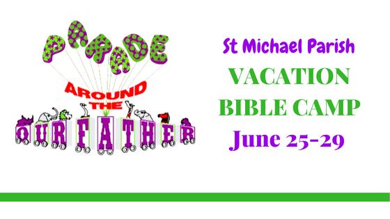Vacation Bible Camp 1