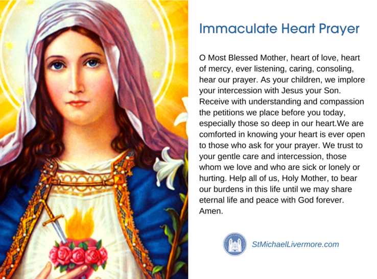 Immaculate Heart Thumbnail