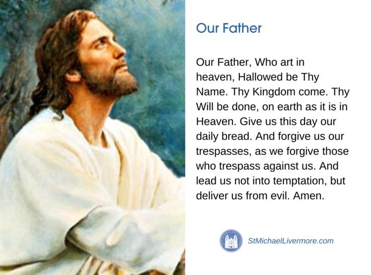 Our Father Prayer Thumbnail