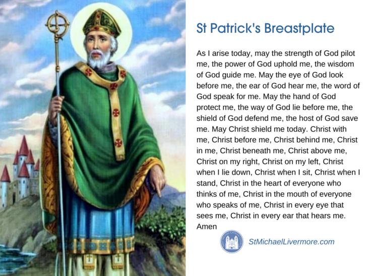 St Patrick Prayer Thumbnail