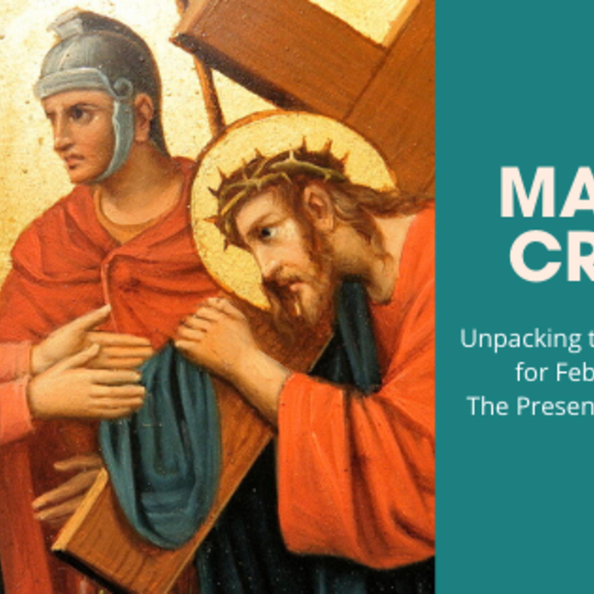 Copy Of Marys Cross
