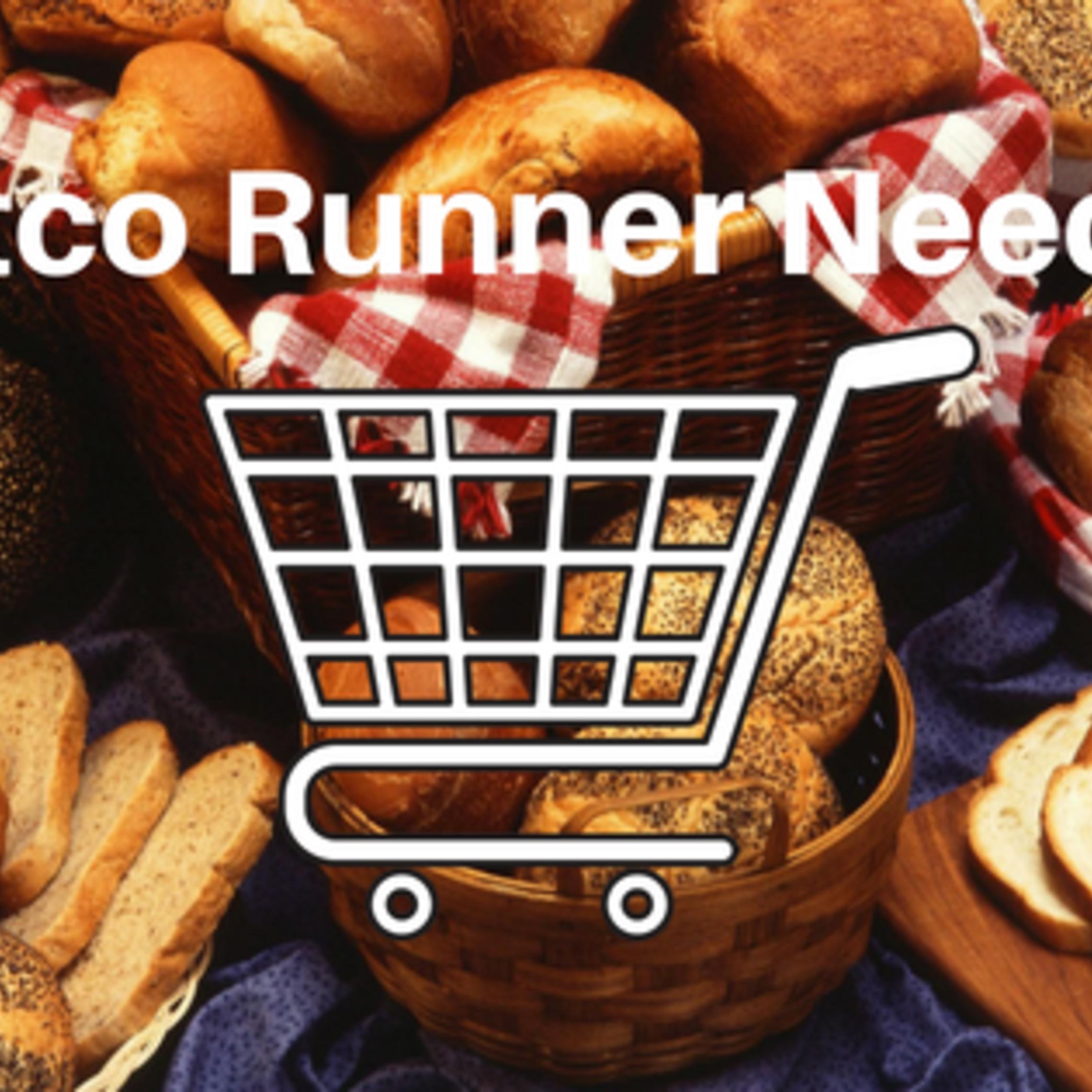 Costco Runner Needed
