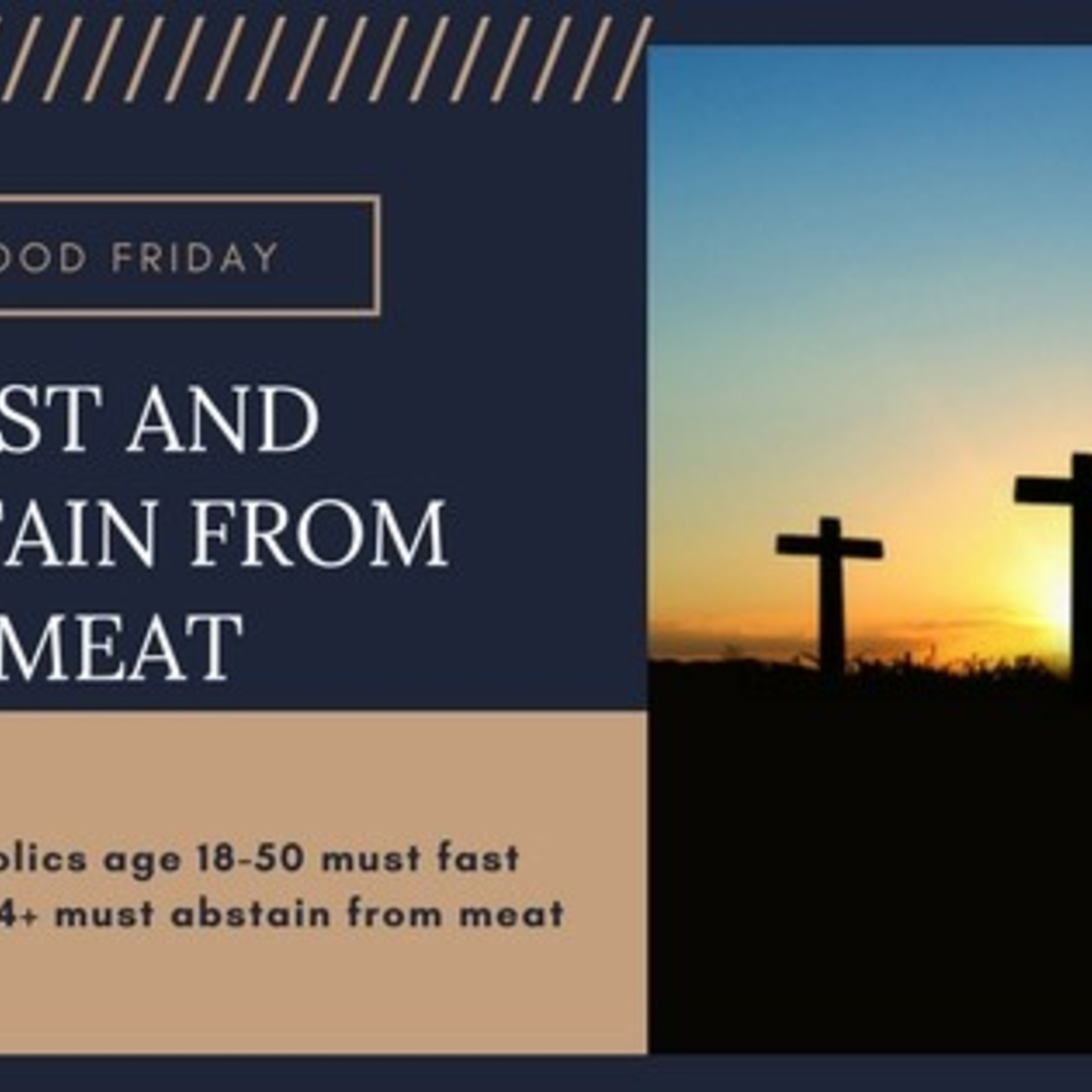 Good Friday   Fasting Norms   Blog