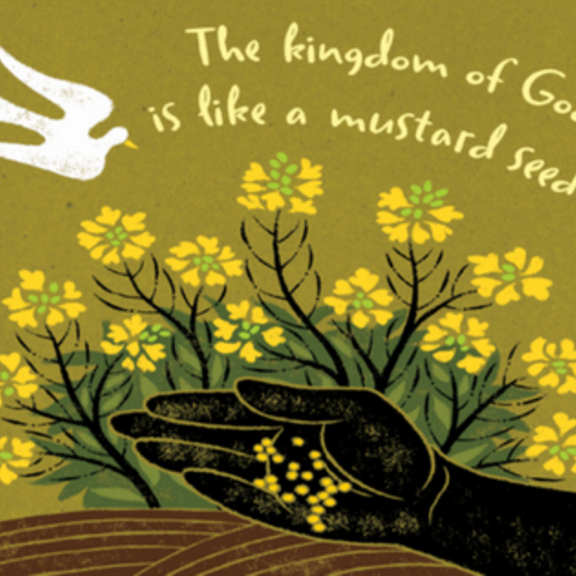 Mustard Seed Blog Header