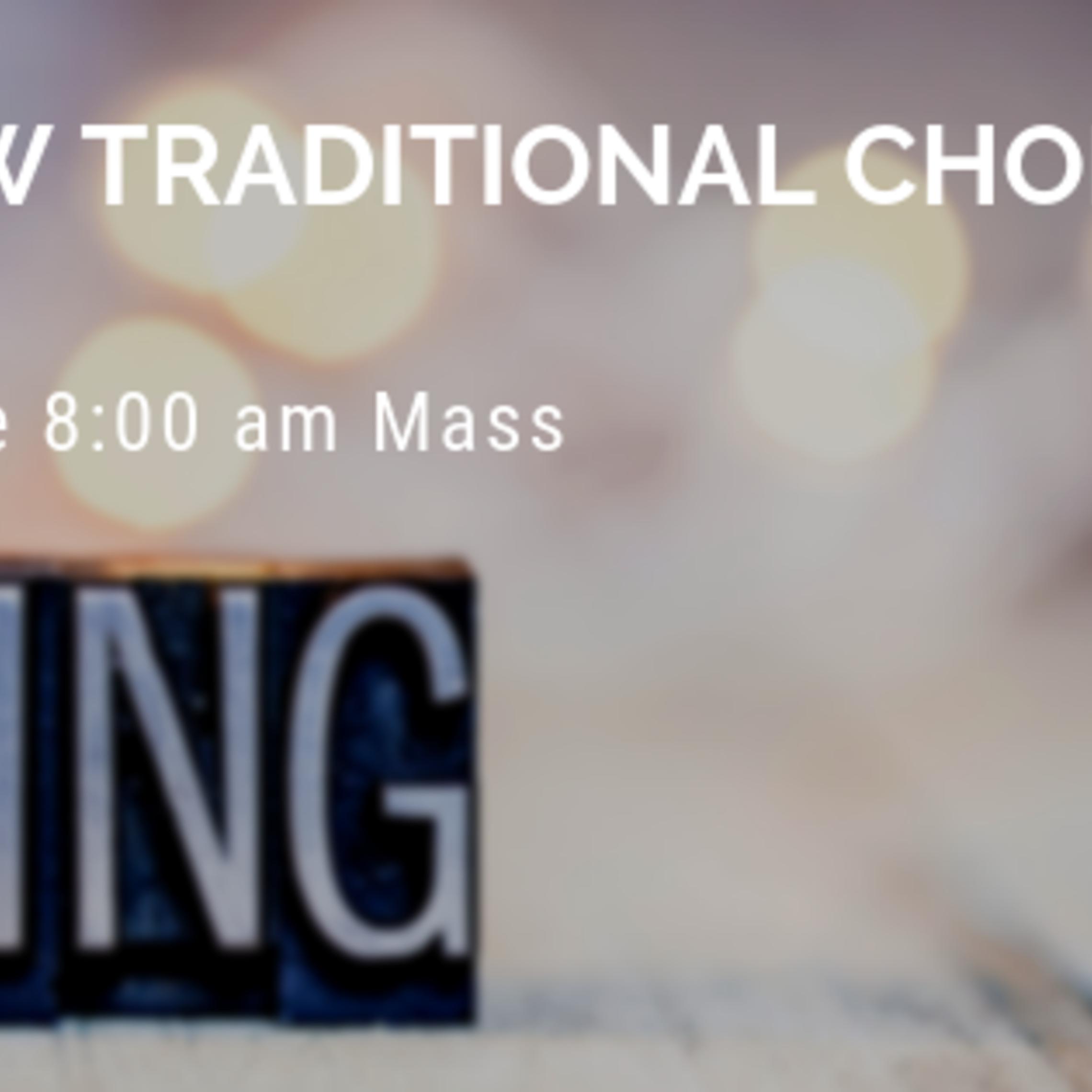New Traditional Choir