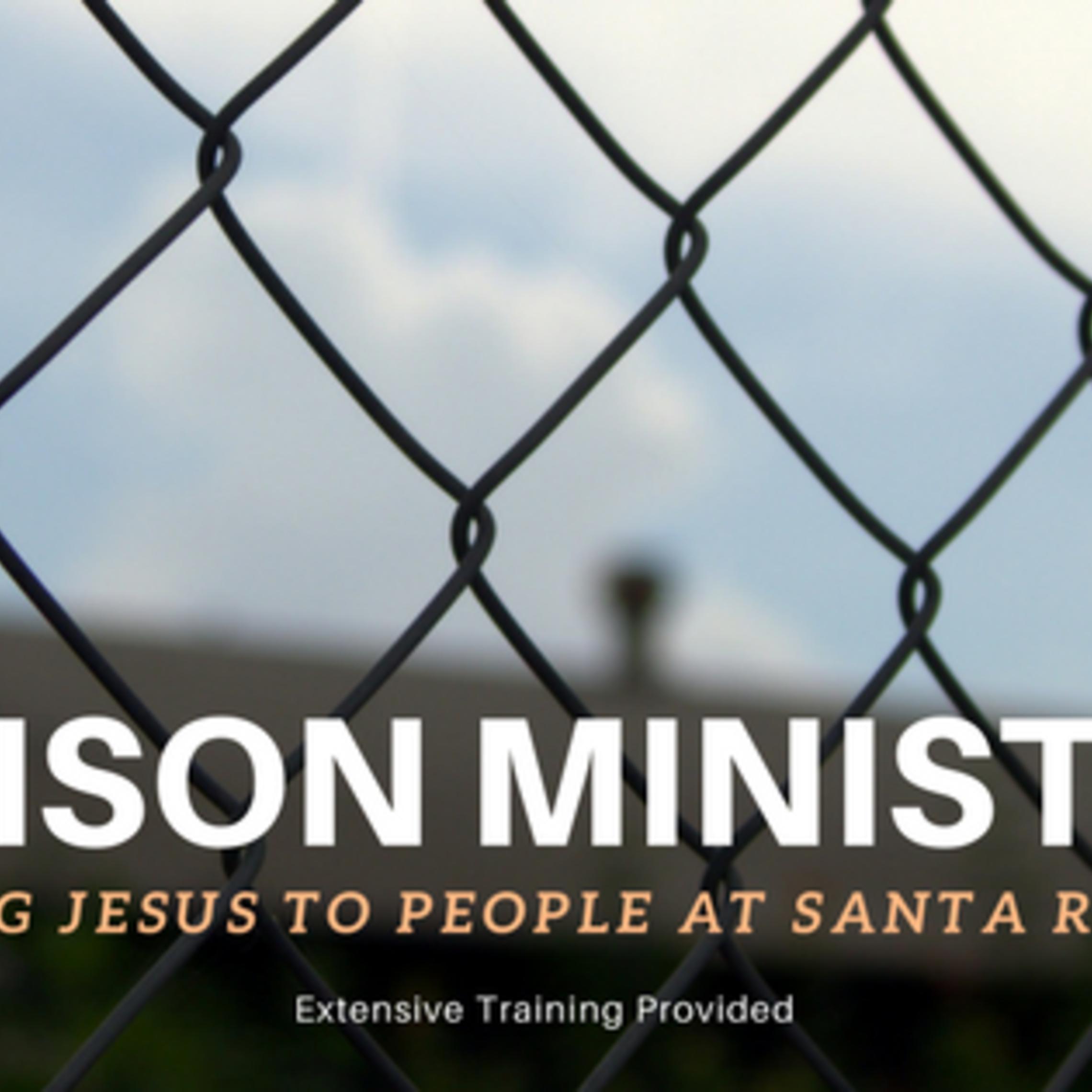 Prison Ministry   Blog 1