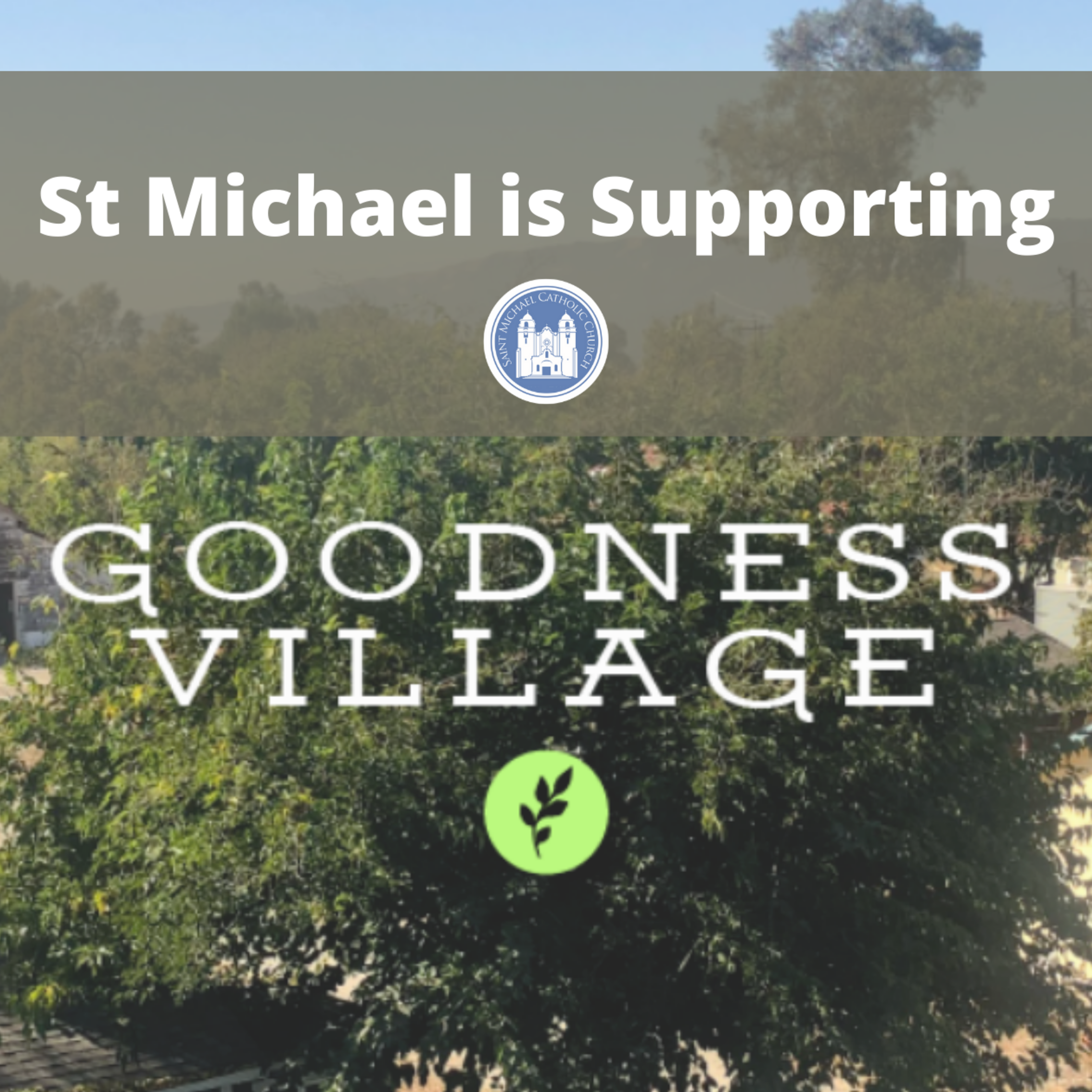 St Michael Is Supporting