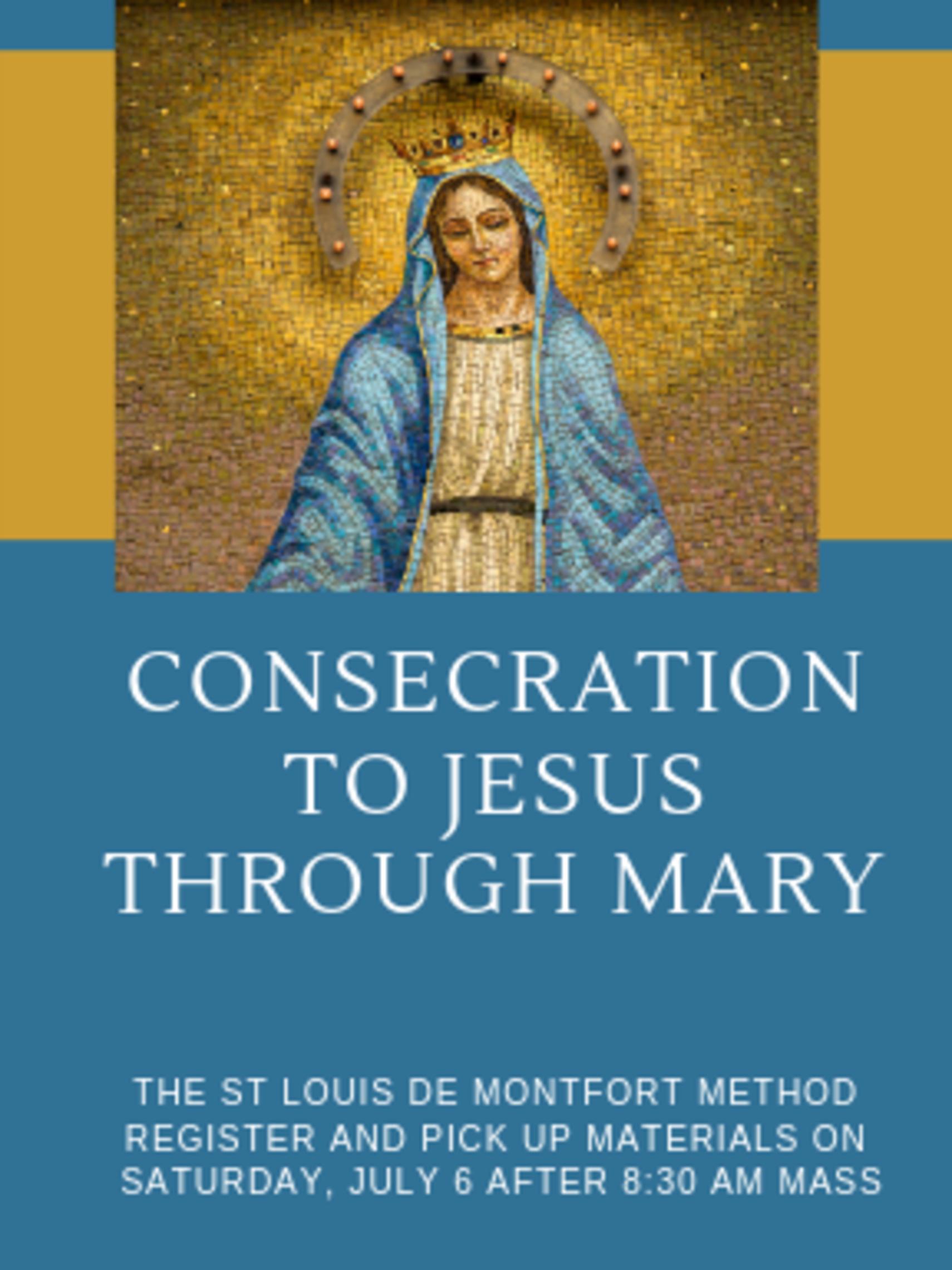 Consecration   Website