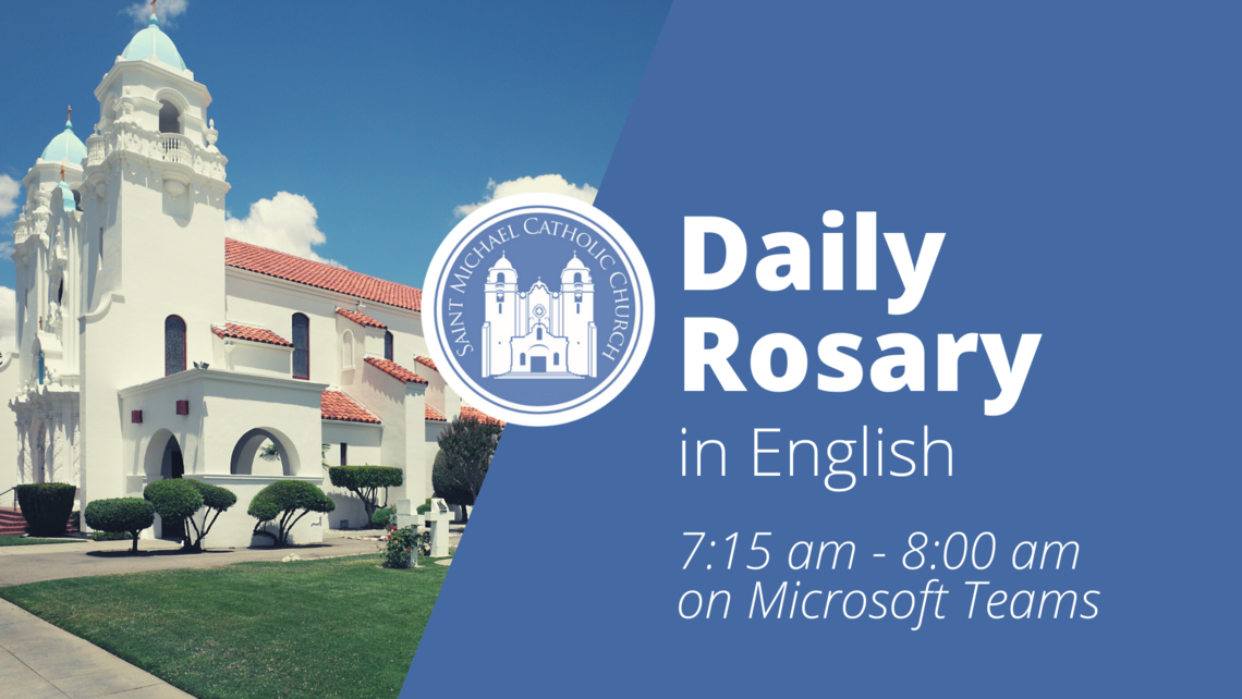 Daily Rosary January   Facebook Event 1