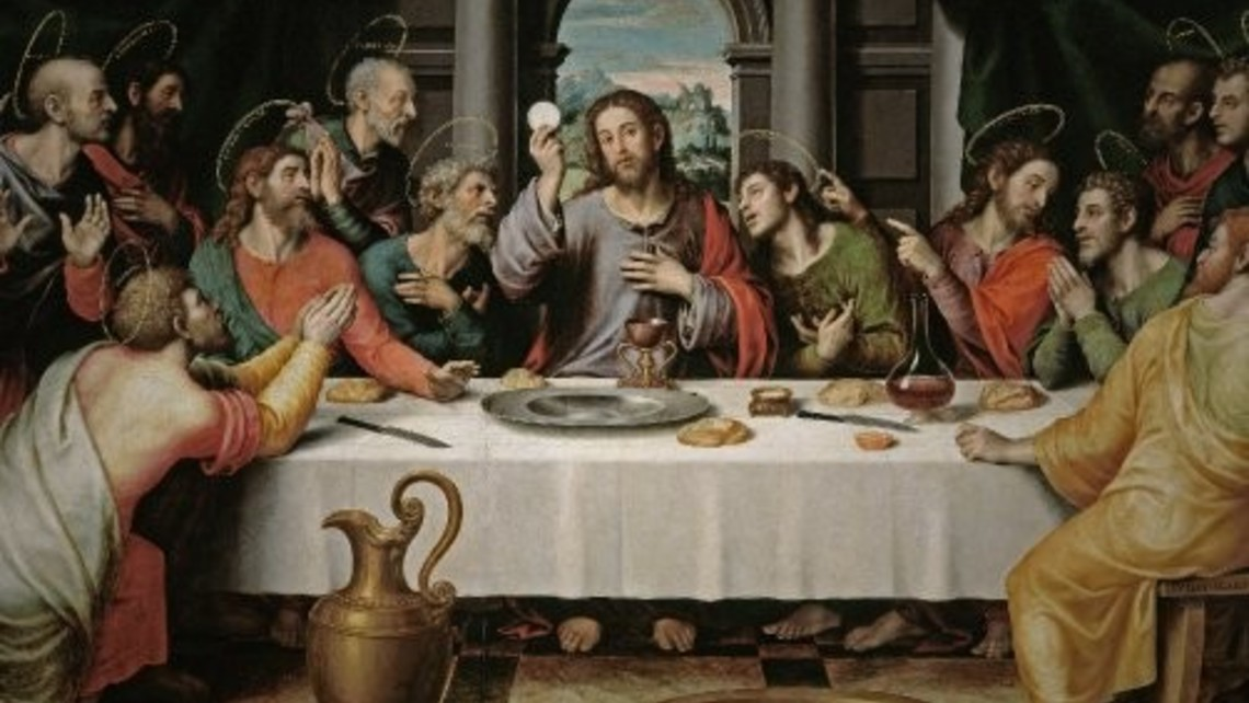 Online study on the Eucharist