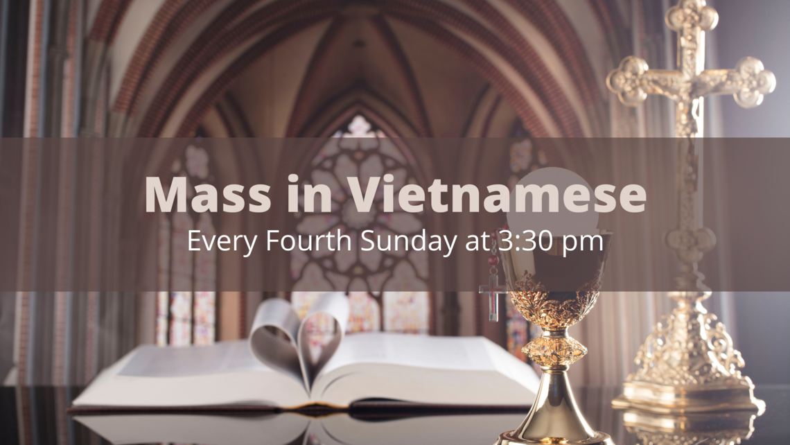 Mass In Vietnamese