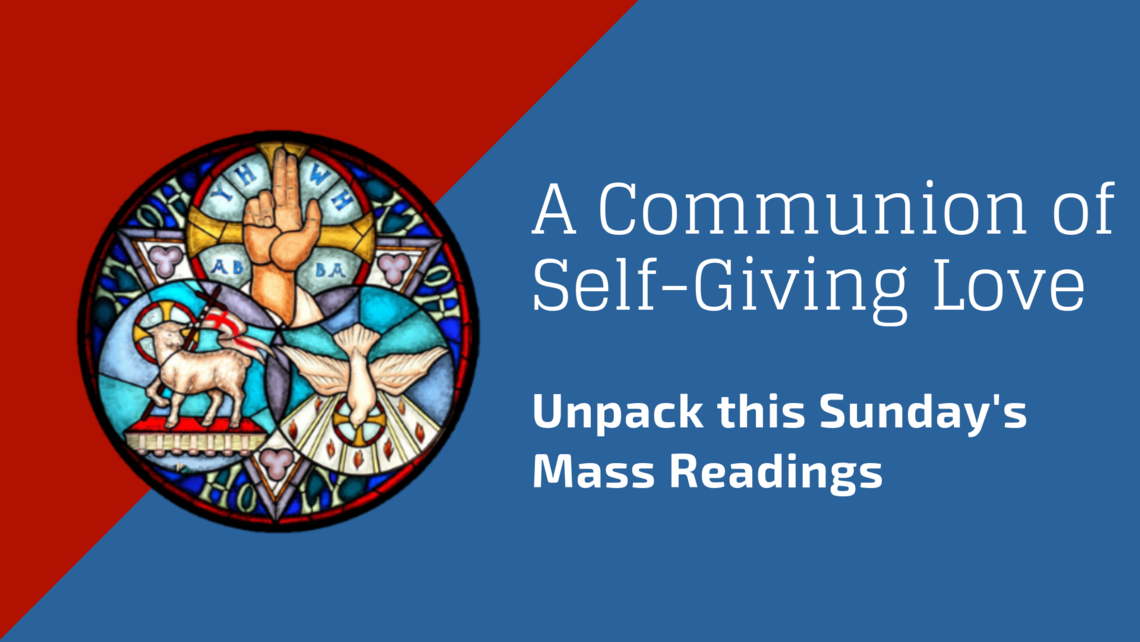 A Communion Of Self Giving Love