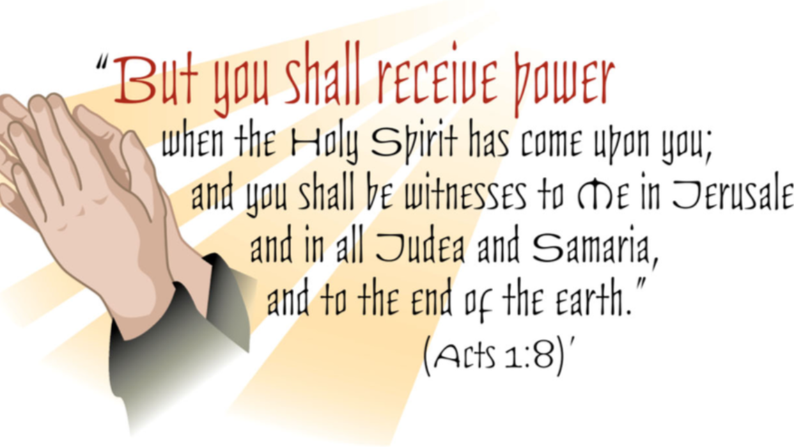 Acts 1 8