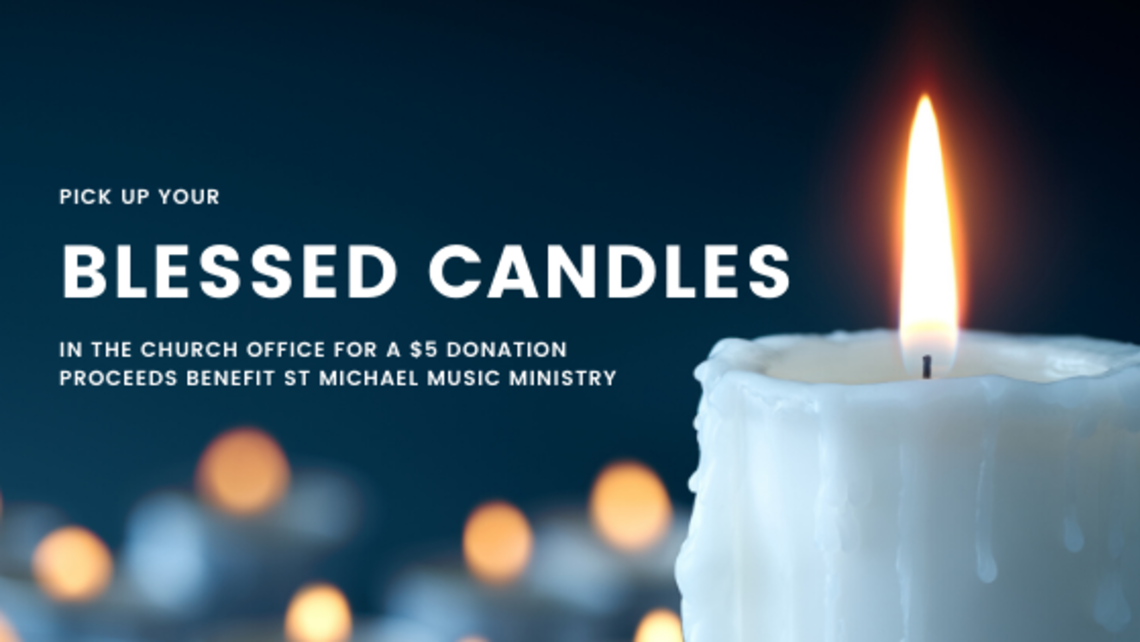Blessed Candles