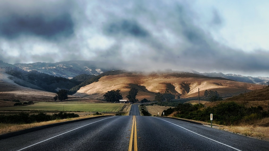 Livermore California roads