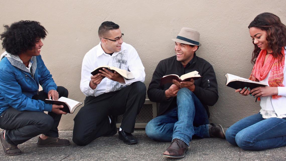 Small Group Bible Study Registration | St  Michael Catholic