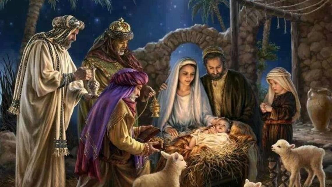 Nativity Scenes from Around the World | St. Michael Catholic Church