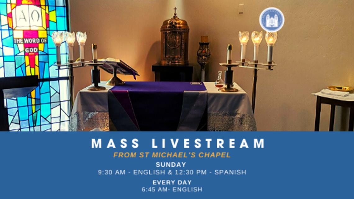 Copy Of Copy Of Daily Mass Livestream