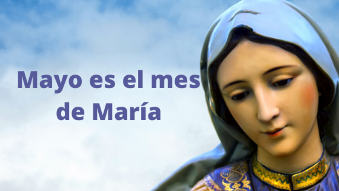 Copy Of May Is The Month Of Mary