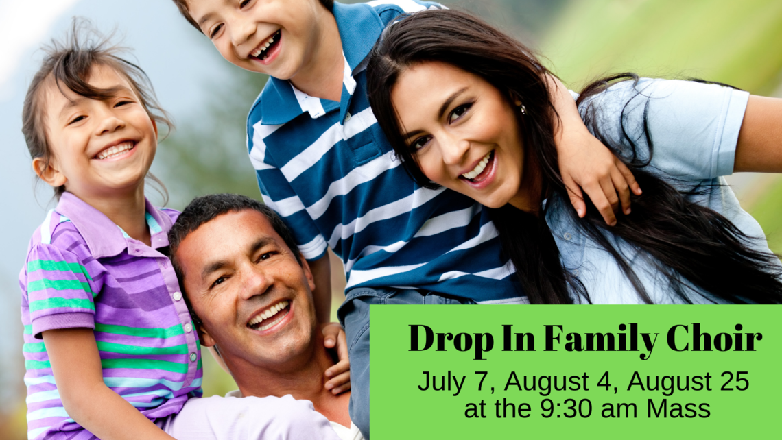Drop In Family Choir   Website